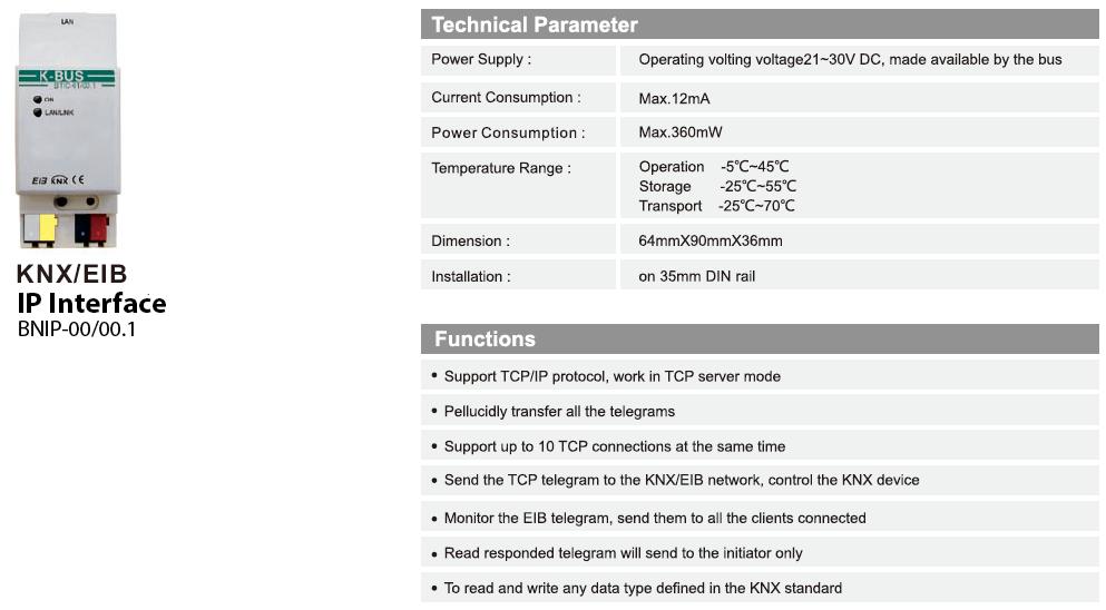 KNX/ EIB Engineering Tool Software