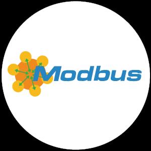 KNX supervisor multiprotocol system - modbus